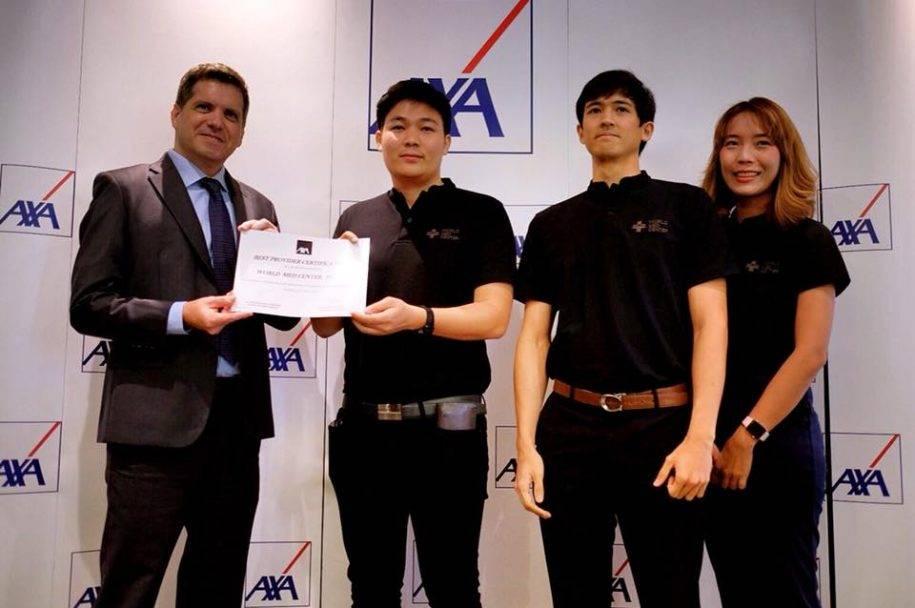 Worldmed Center Best Provider Certificate 2017