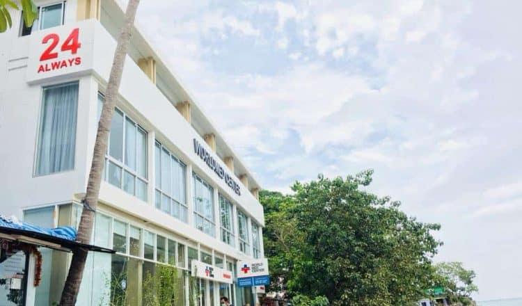 Worldmed Hospital- Medical Center Phi Phi