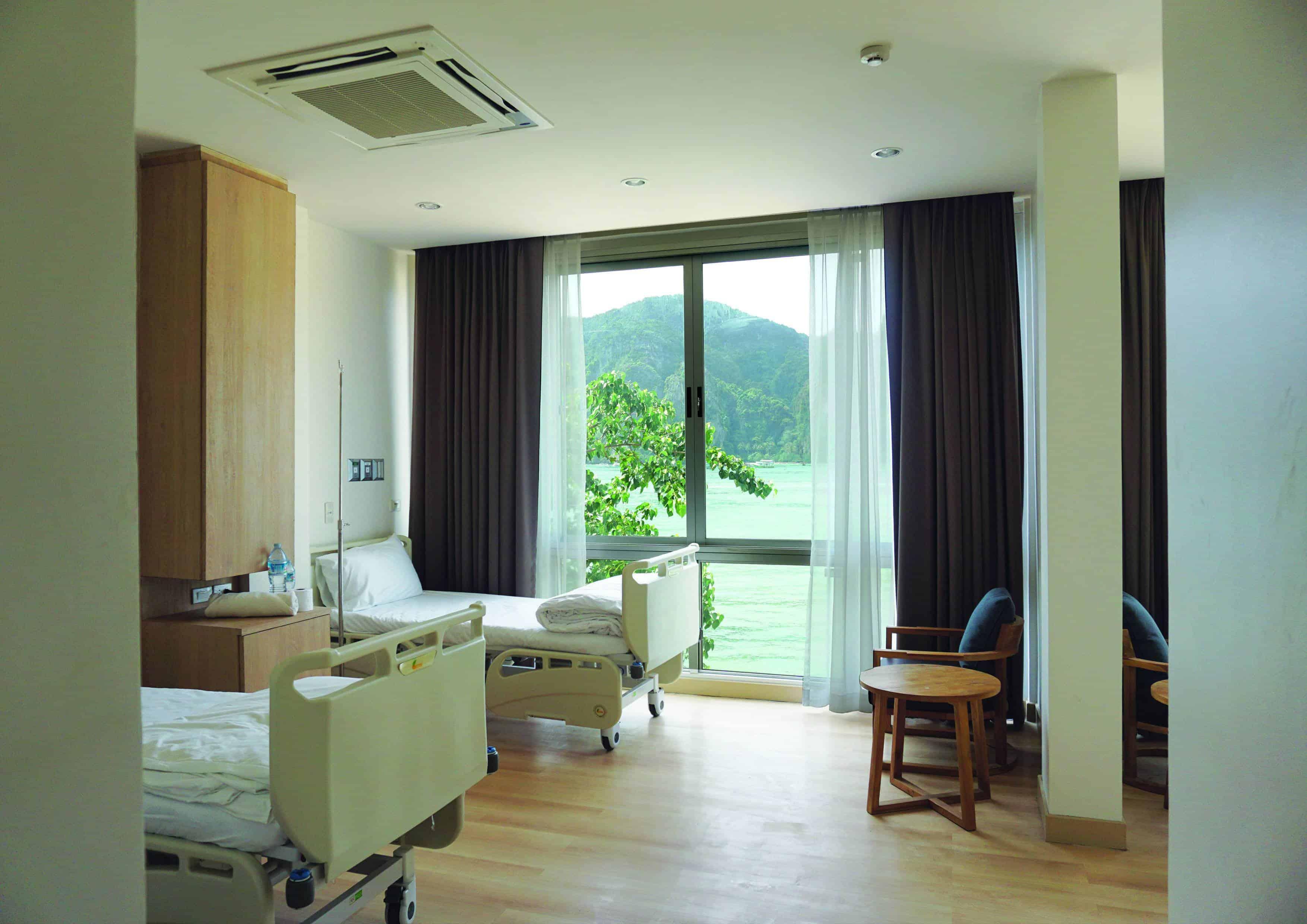 Observation room - Worldmed Hospital