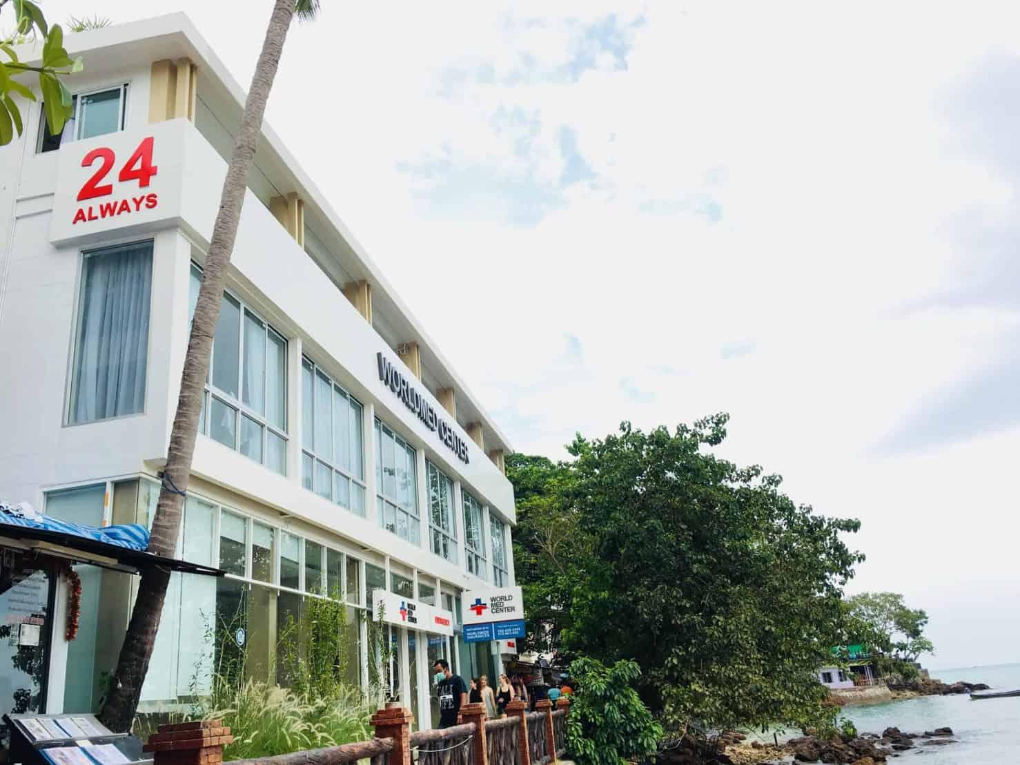 Worldmed Hospital Phi Phi Islands
