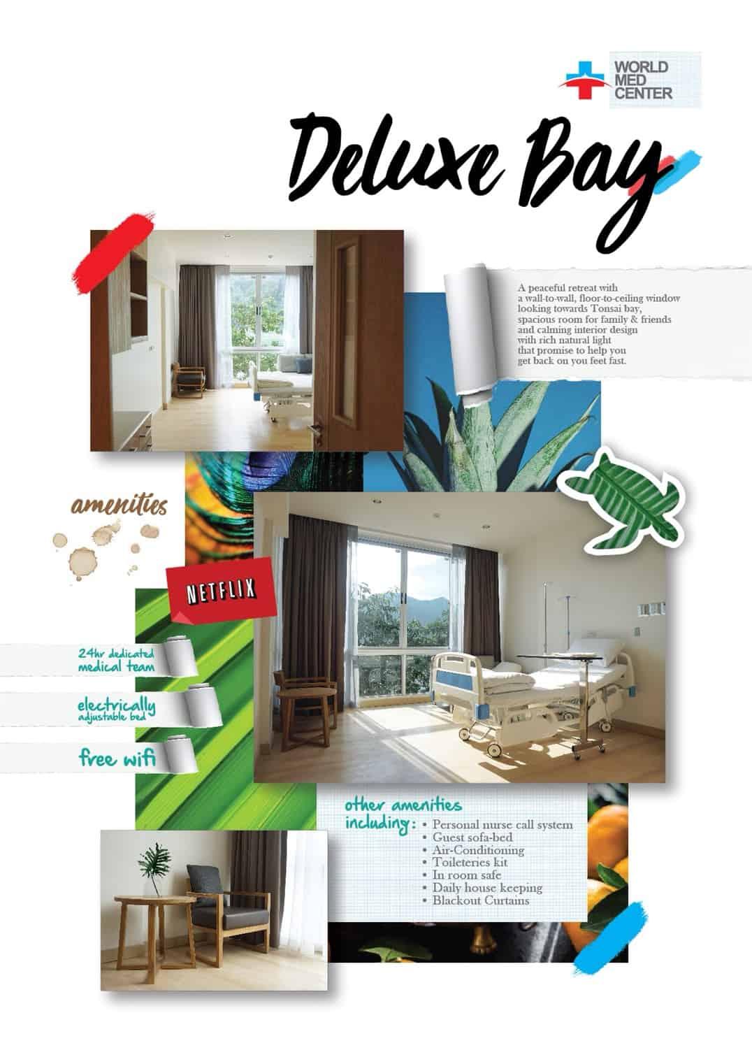 Deluxe bay
