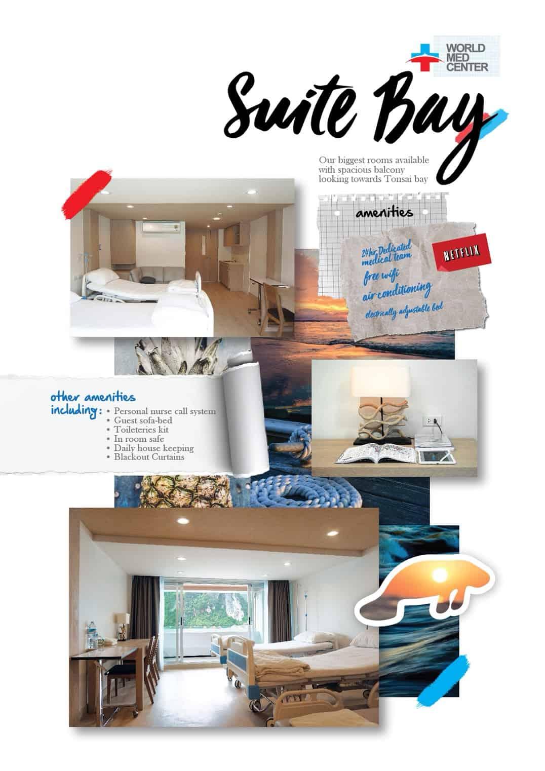 Suite bay