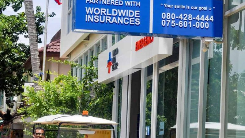 Worldmed hotel call service